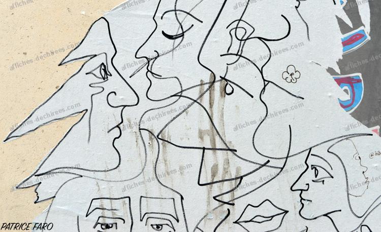 Street art - Photo Patrice Faro