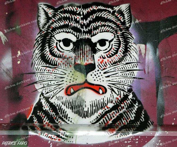 Galerie Photos Street Art - Photo Patrice Faro